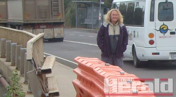 Bridge fix 'not good enough'