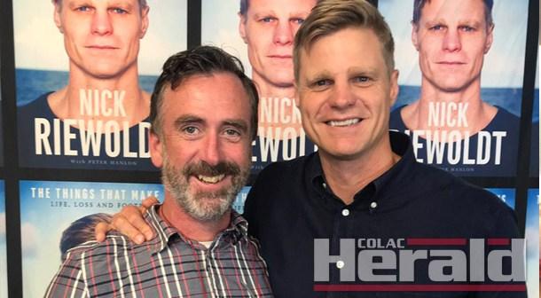 Saints legend entrusts Pete to share story