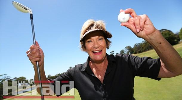 Ace start for new golf captain