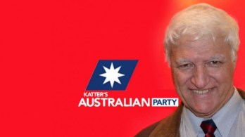 NO CANDIDATE: Katter's Australian Party