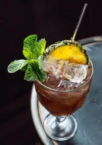 planter punch recette cocktail colada
