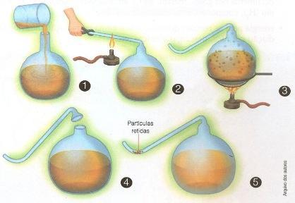 Experimento de Pasteur sobre a origem da vida