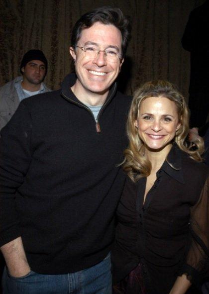 Amy Sedaris on Stephen Colbert's Move to 'The Late Show'