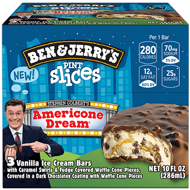 Americone Dream Pint Slices