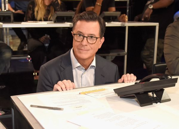 Stephen Colbert at Hand in Hand A Benefit for Hurricane Relief