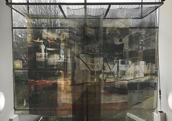 BA Fine Art Gallery - Claire Chennels