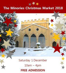 The Minories Christmas Market @ The Minories Galleries | England | United Kingdom