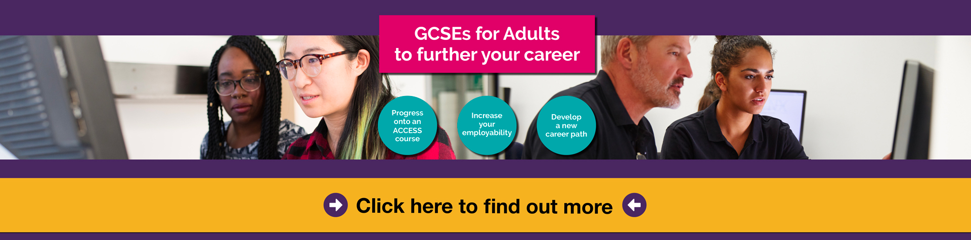 GCSEs for Adults