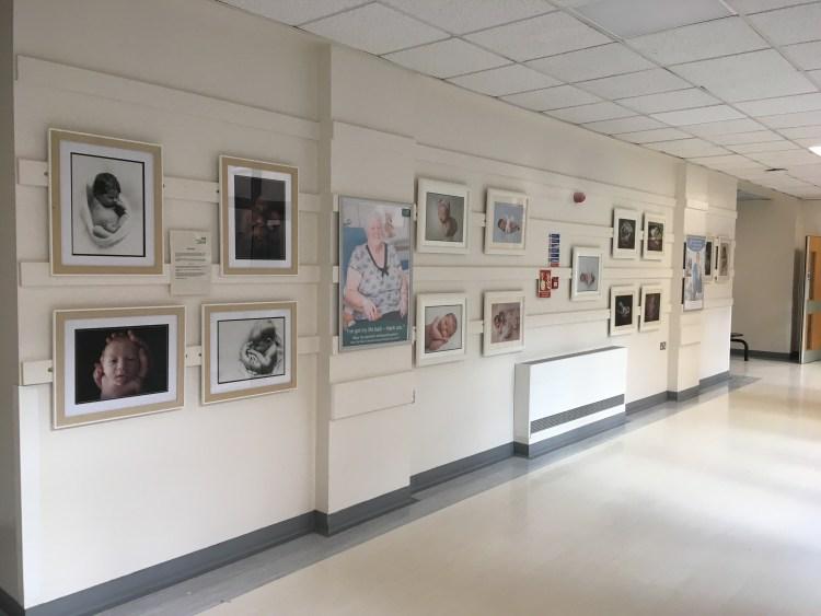 hospital exhibition
