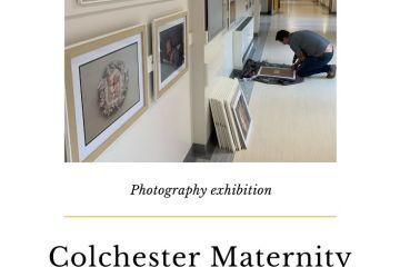 photography exhibition display