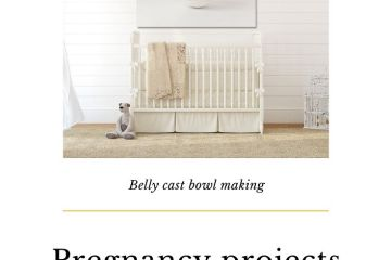 Pregnancy Projects Belly Casting