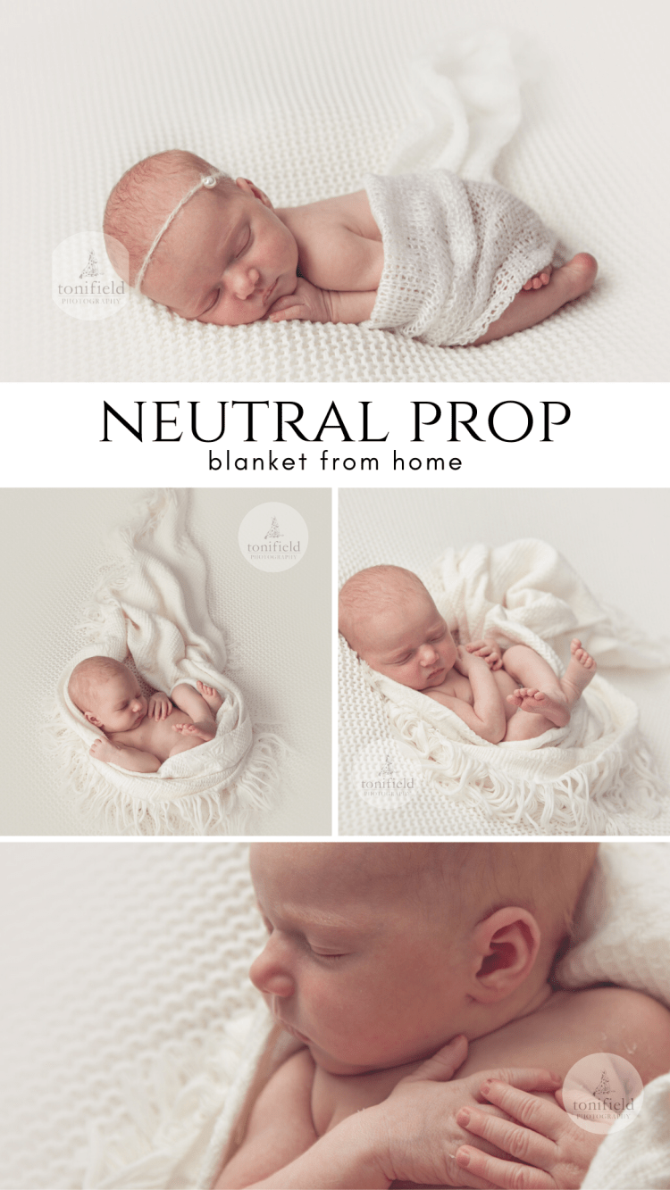 neutral prop simply styled