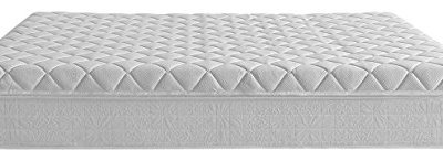 Royal Beds Box Spring Plus Colchón + Topper, Tela, Blanco, Matrimonial, 200x100x10 cm