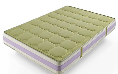 Colchon colchones viscelastica viscoelastico Modelo CAMOMILA 3D -105x190cm