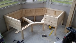 Building a custome planter box