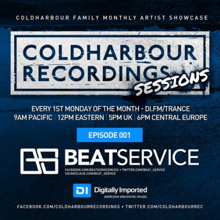 Beat Service - Coldharbour Sessions