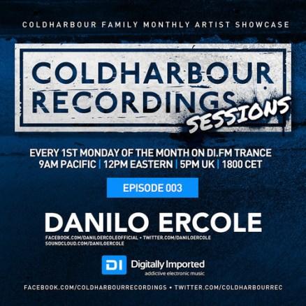 Danilo Ercole - Coldharbour Sessions