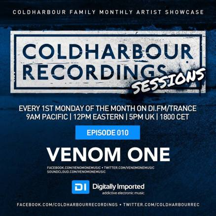Venom One Coldharbour Sessions