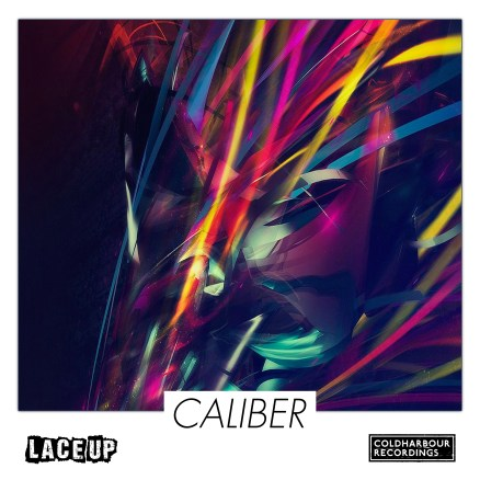 Lace Up - Caliber Cover Art