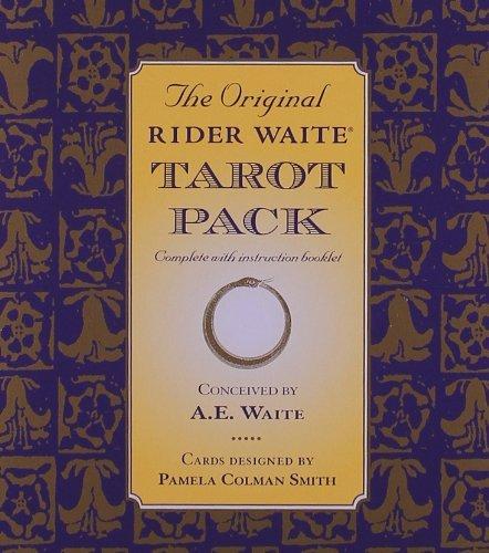 rider waite tarot deck
