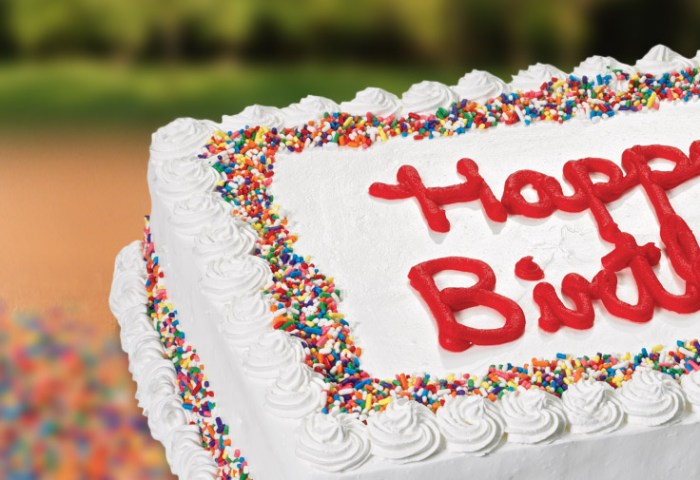 Birthday Cakes Made With Your Favorite Ice Cream At Cold Stone Creamery