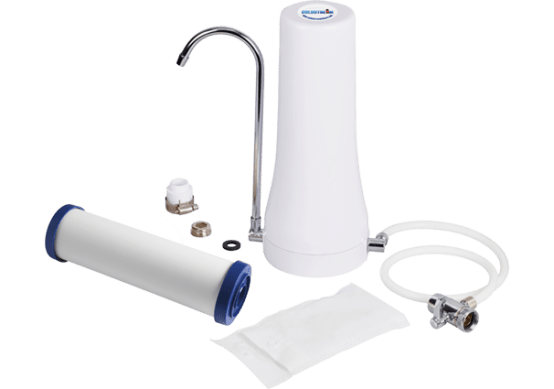 CA008 ABS Plastic Countertop System. Best countertop water filtration sy