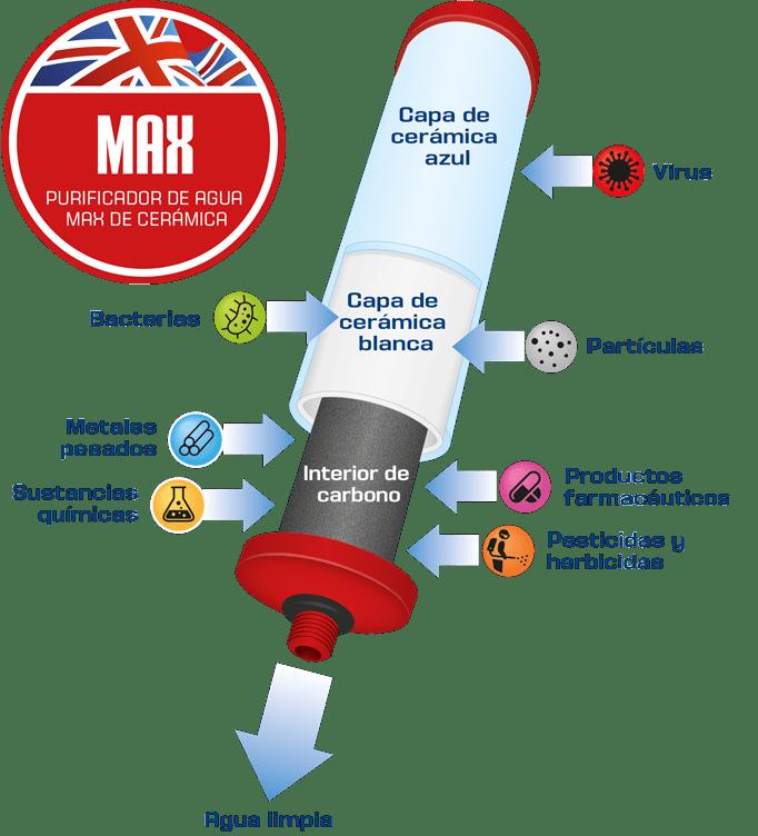 Max purifier process