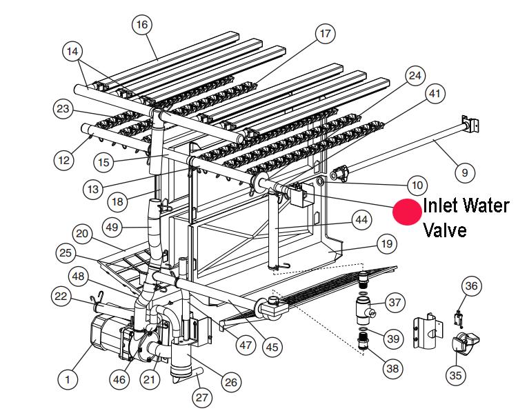 Water Ice Machine Schematic
