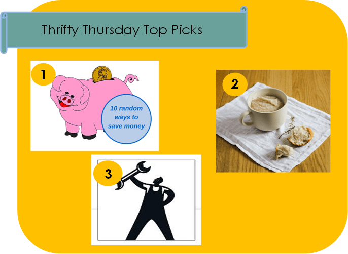 Thrifty Thursday Top Picks