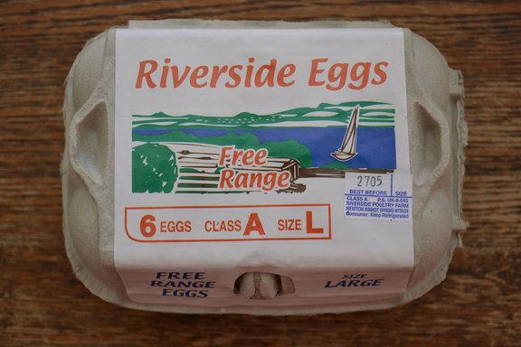 supermarket free eggs