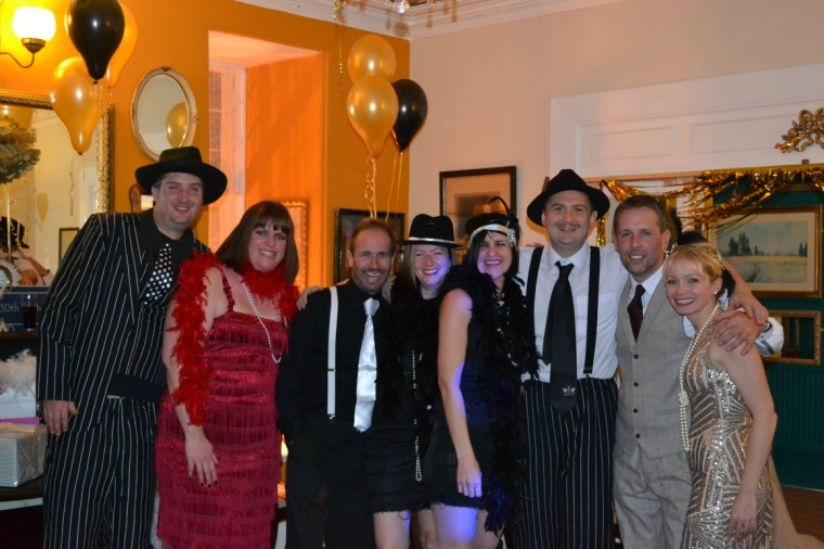 Gatsby Birthday Party