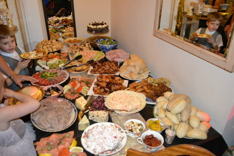 Party Food Chelston Manor