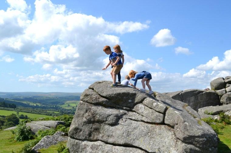 Dartmoor Rocks