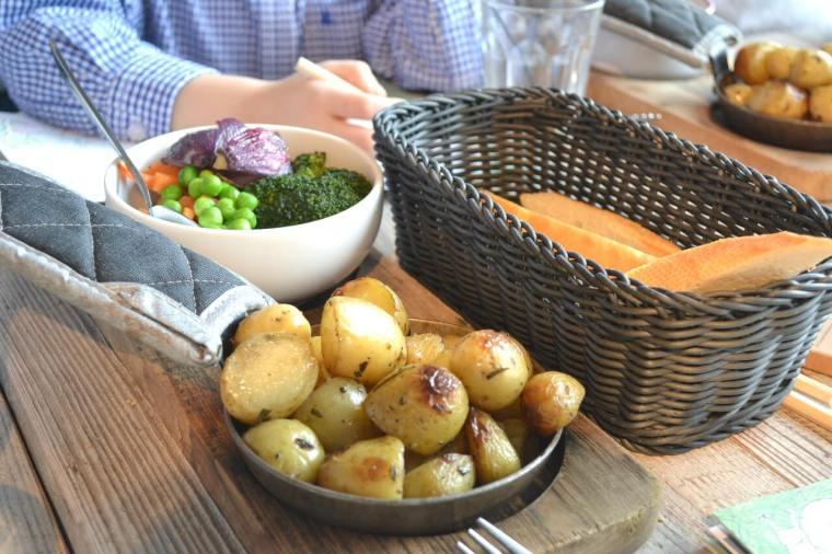 Le Bistrot Pierre Vegetables