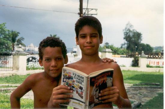 Saving the Cuban Revolution Through Literacy