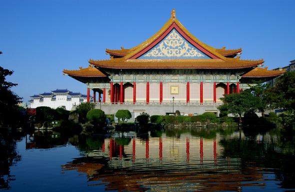 Memorial Hall Taipei