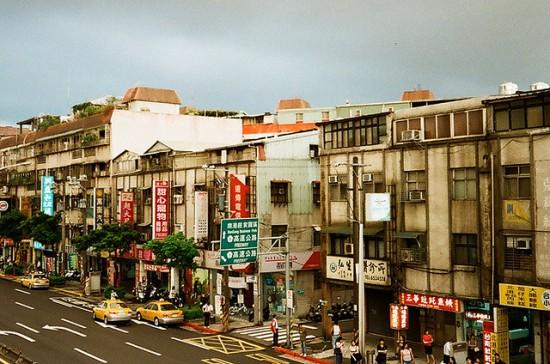 taipei shophouse