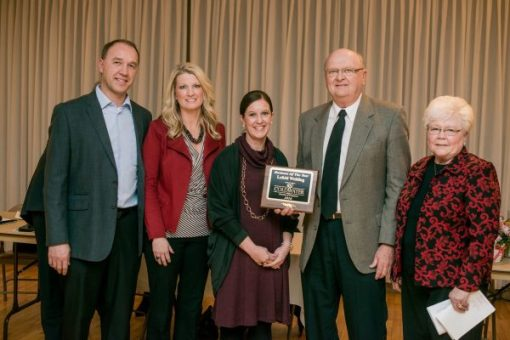 Coldwater Chamber Annual Banquet Winners