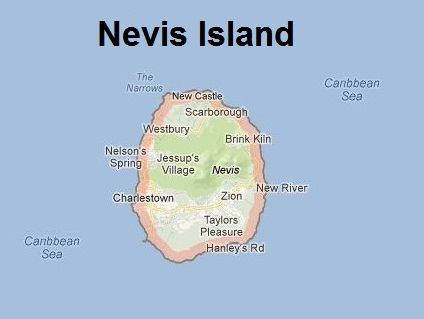 Image result for nevis island