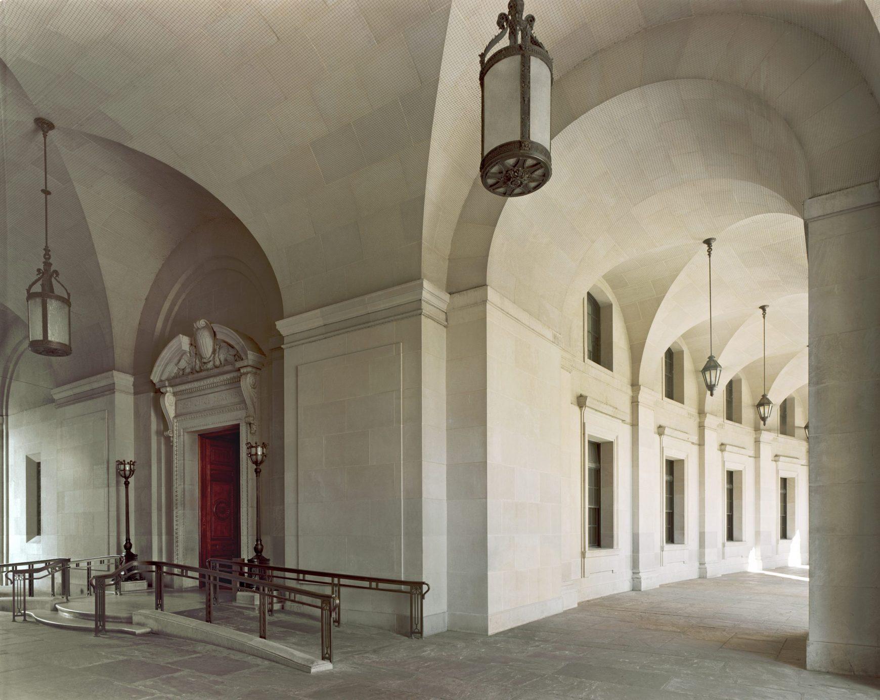 Ariel Rios Federal Building