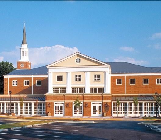 First Baptist Church of Alexandria