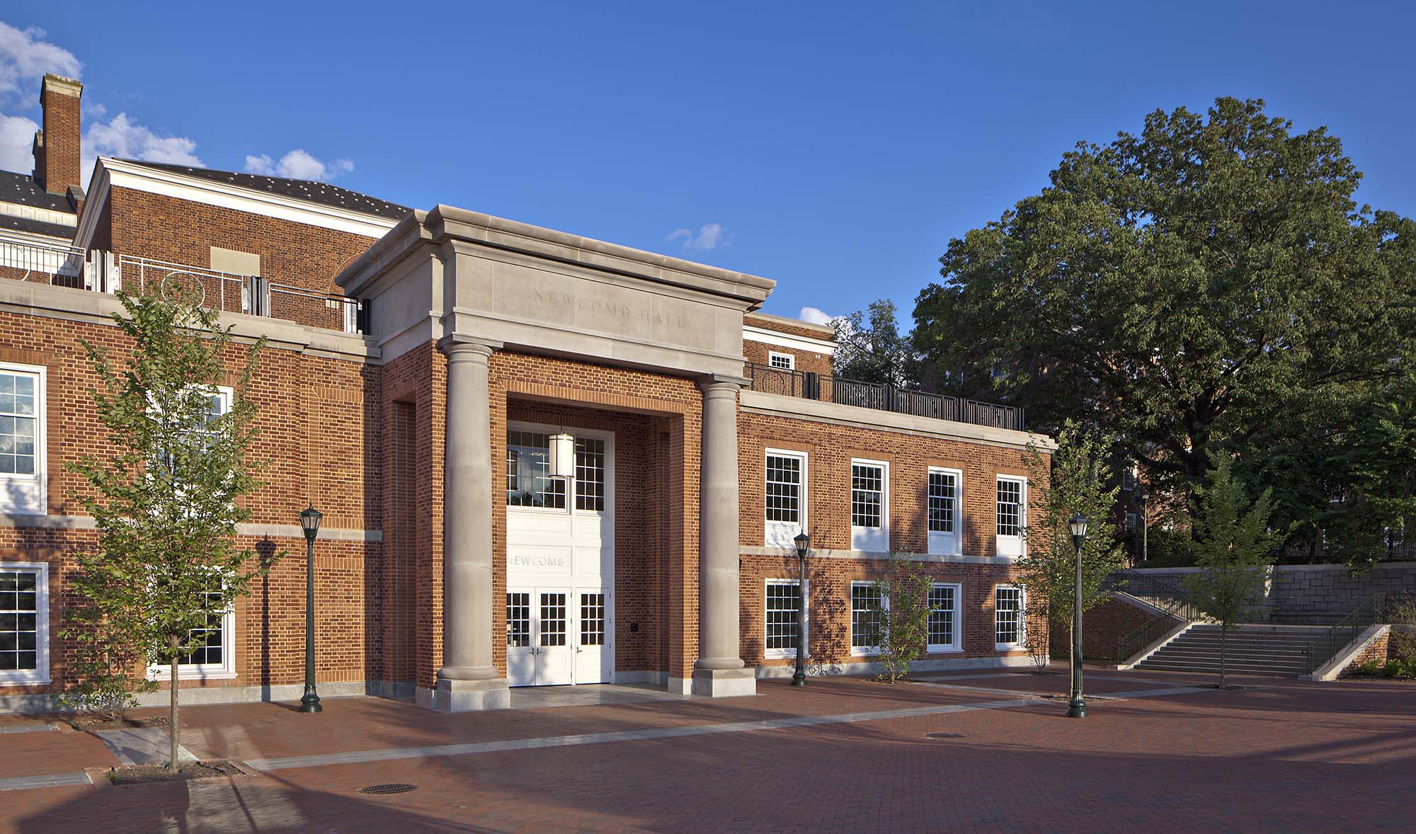 UVA Newcomb Hall