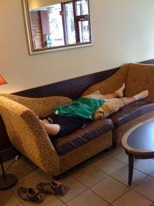Starbucks Exhaustion