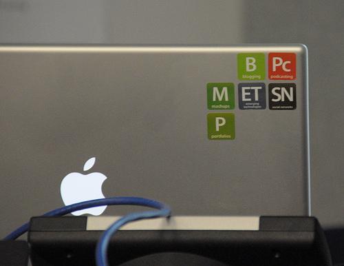 My Laptop. Credit ghbrett on Flickr.