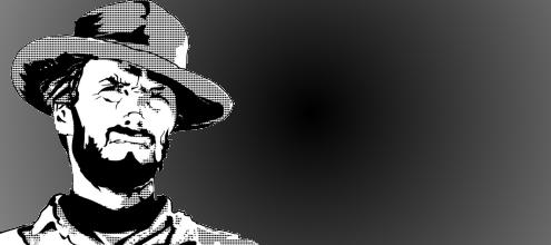 Clint Eastwood por Vector Portal