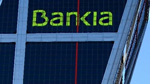 Bankia por Adolfo Luian
