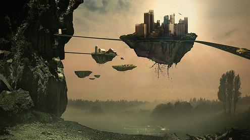 Ciudad Futuro por Jeanne Masar