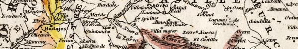Separador Mapa por Region del sureste