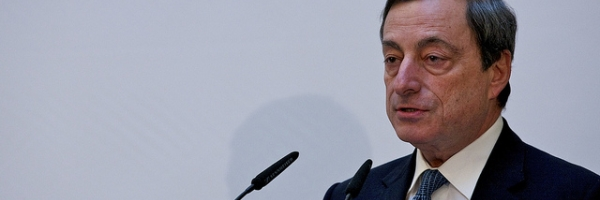 Mario Draghi por INSM