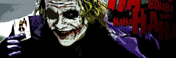 Joker por filthysize